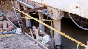 Commercial Foundation Repair in Wesley Chapel